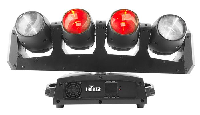 Used Chauvet DJ Lighting Intimidator Wave 360 IRC Multi