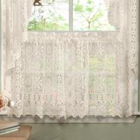 BED BATH N MORE Luxurious Old World Style Lace Kitchen ...