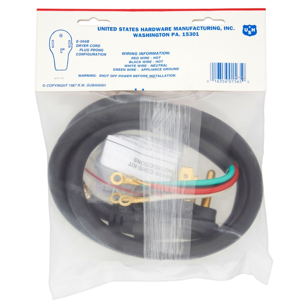medium resolution of dryer plug wiring green black and white