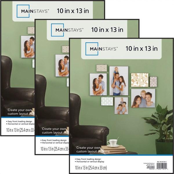 Mainstays 10x13 Format Frame Set Of 3