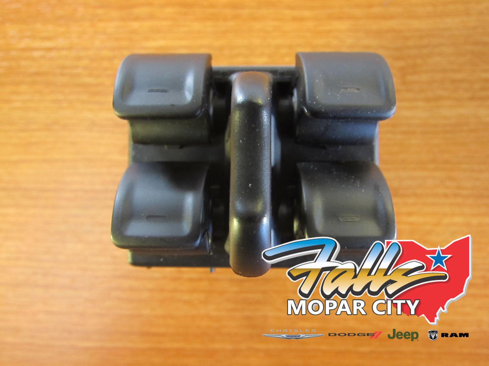 hight resolution of 2011 2019 jeep wrangler jk 4 door power window switch mopar oem walmart com