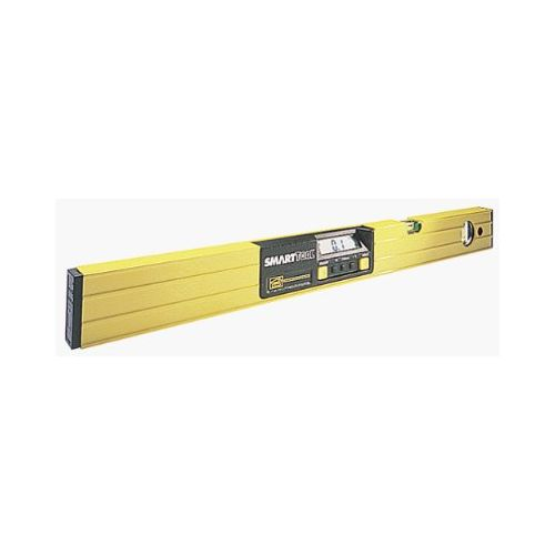 "M-D Building Products 92325 48"" Rail Smart Tool Level with Case"