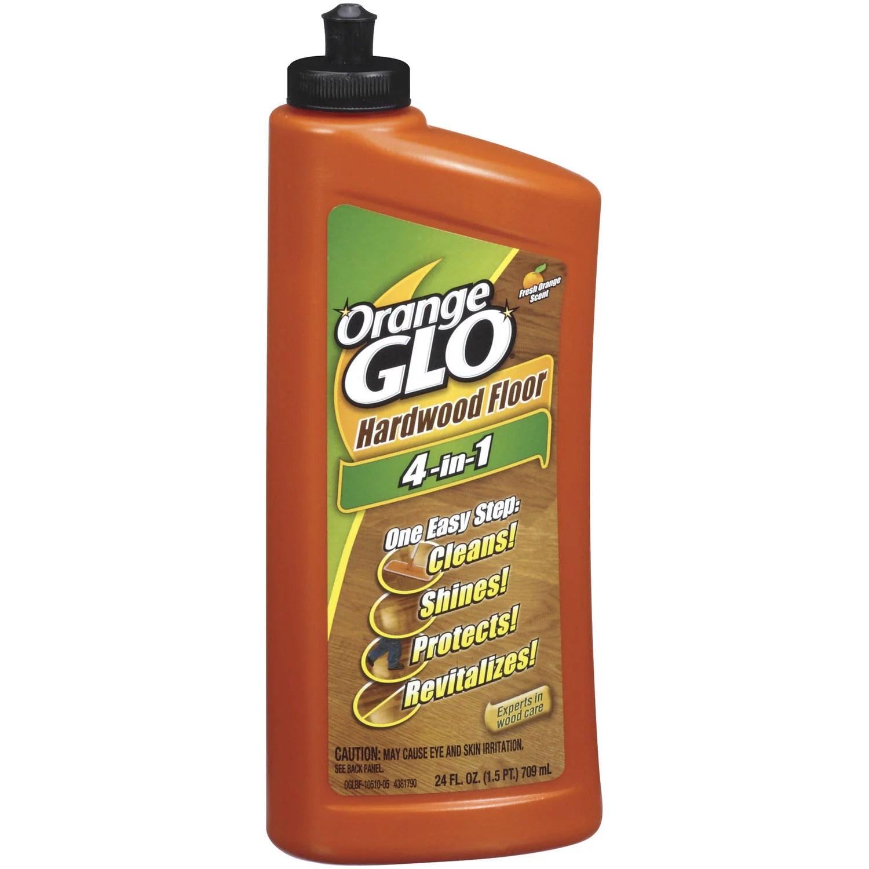 Orange Glo 4In1 Hardwood Floor Polish 24 fl oz