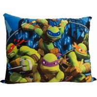 Teenage Mutant Ninja Turtles Bed Pillow - Walmart.com