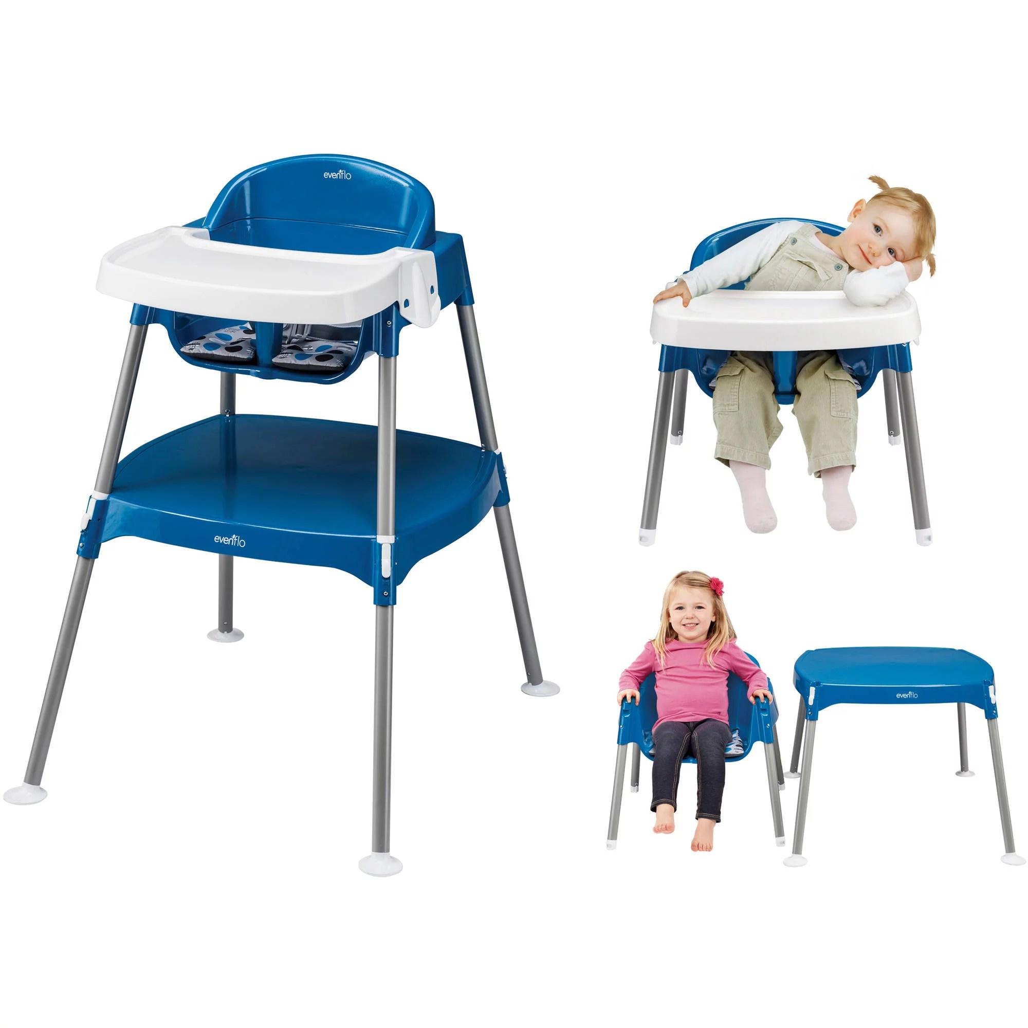 evenflo easy fold high chair cover decorations for wedding minimeal dottie royal walmart com