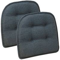 "Gripper Non-Slip 15"" x 16"" Thatcher Tufted Chair Cushions ..."