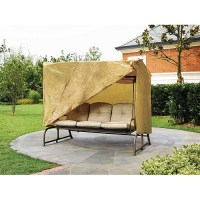 Outdoor Patio Swing Cover by Allen Company - Walmart.com