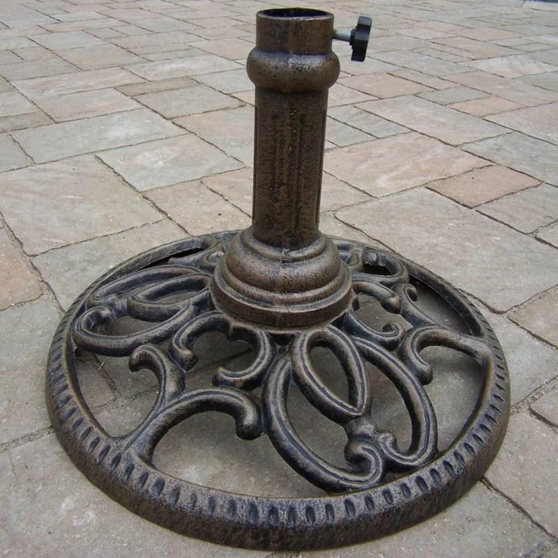 Umbrella Stand, Antique Bronze
