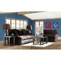 Klaussner Furniture Caroline Living Room Collection ...