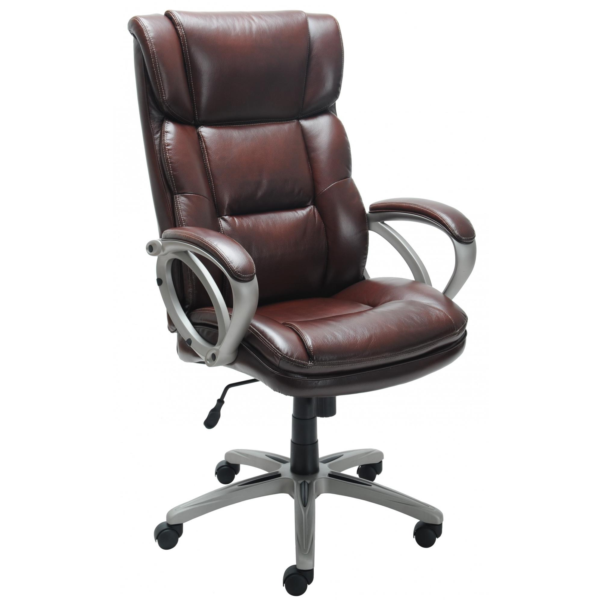 Broyhill Bonded Leather Executive Chair  Walmartcom