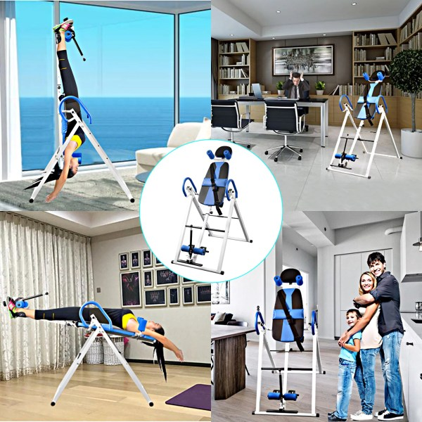 Choice Products Flexibility Posture Trainer Teeter Inversion Table Fitness Exercise
