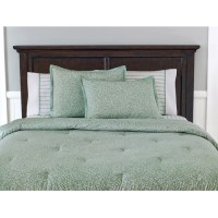 Canopy Full Bloom Comforter Set, Sea Glass Green - Walmart.com