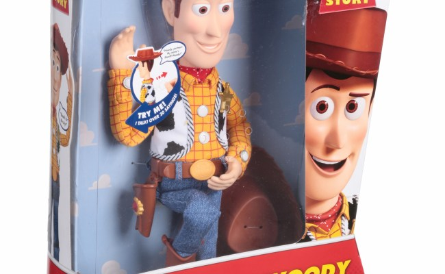 Toy Story Talking Woody Action Figure Walmart