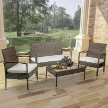 patio conversation sofa sets