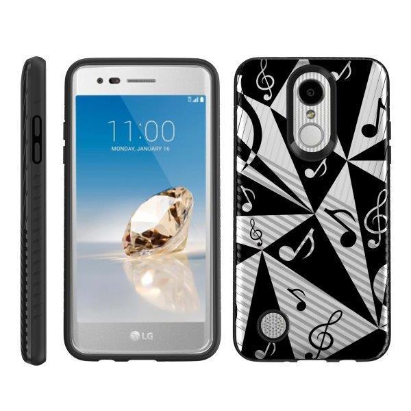 TurtleArmor ® | For LG LV3 | LG Aristo | LG K8 (2017