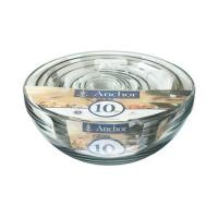 Anchor Hocking 10-Piece Mixing Bowl Set - 82665L11 - Best ...