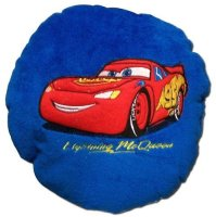 Disney Cars Lightning McQueen Deco Pillow - Walmart.com