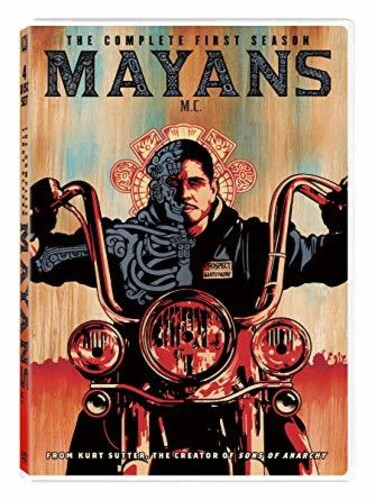 Mayans Mc Saison 2 Streaming : mayans, saison, streaming, Mayans, M.C.:, Complete, First, Season, (Other), Walmart.com