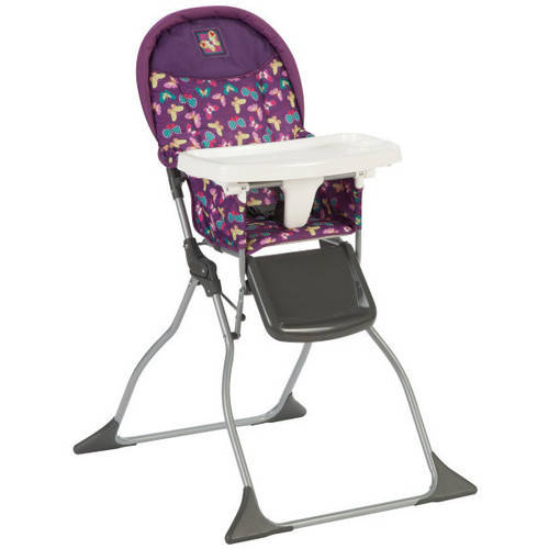 how to fold up a cosco high chair racing seat office diy simple chair, butterfly twirl - walmart.com