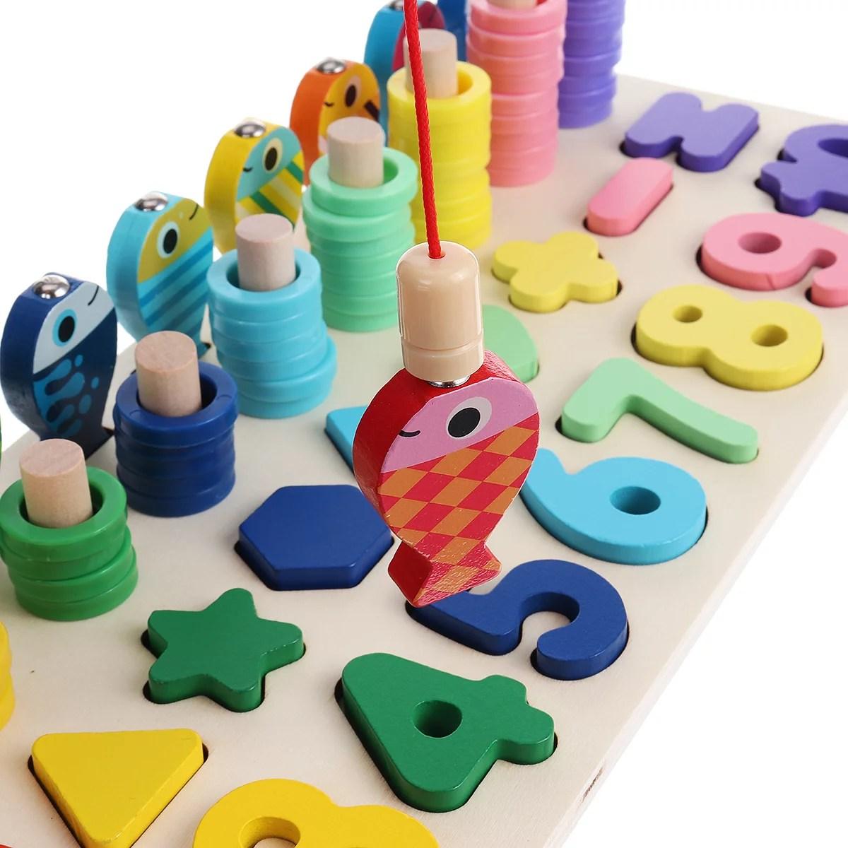 Montessori Fine Motor Skill Toys