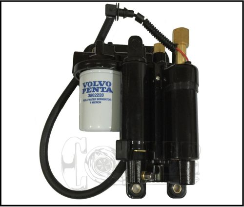 small resolution of volvo penta fuel pump assembly fits 7 4gipefs 7 4gsipefs 7 4l gas engine walmart com