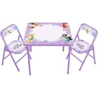 Disney - Tinker Bell Fairies Erasable Activity Table and ...