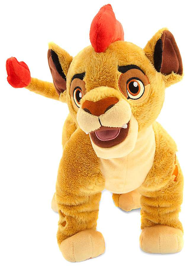 disney the lion guard kion plush walmart com