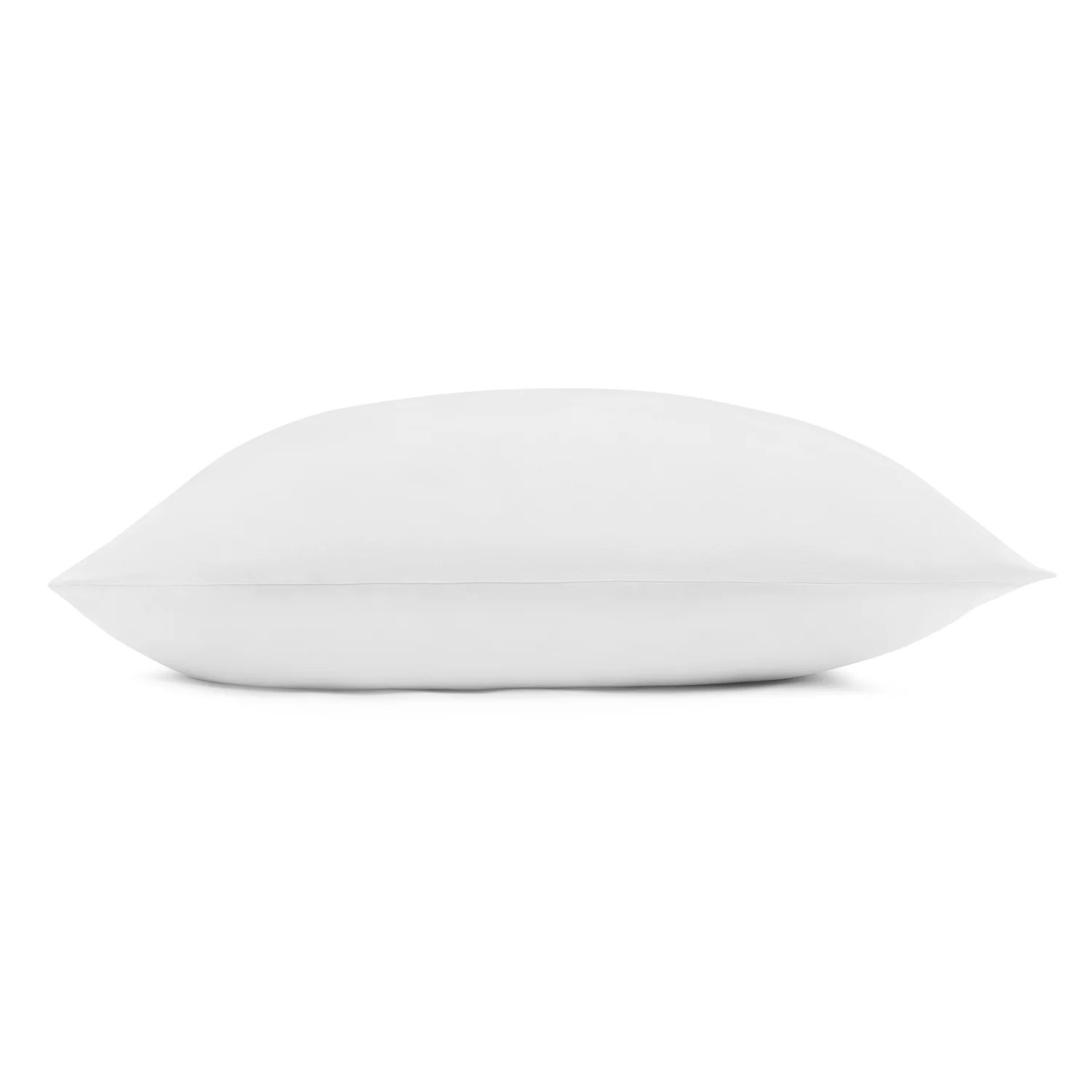 mainstays 100 polyester travel pillow 14 x 20 in white