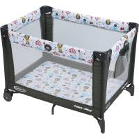 Graco Pack 'n Play Portable Playard, Circus Time - Walmart.com