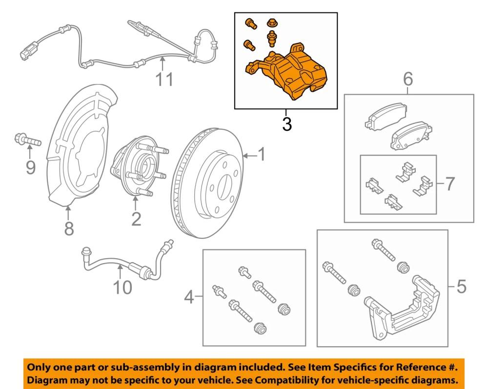 medium resolution of disc brake assembly diagram