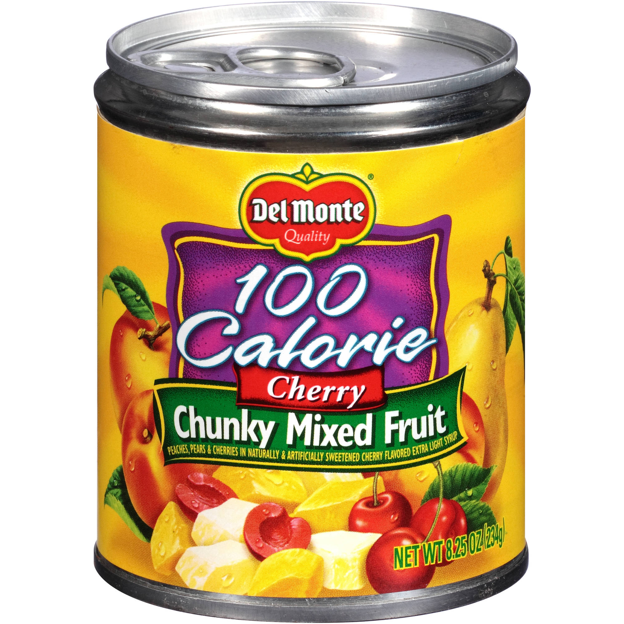 Del Monte 100 Calorie Cherry Chunky Mixed Fruit 825 oz