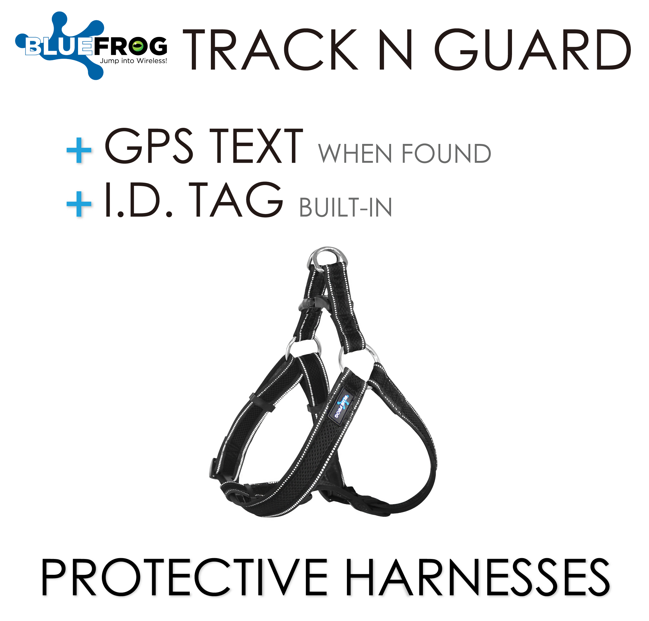 Blue Frog 1x Track N Guard Gps Message Ready Amp Built In I