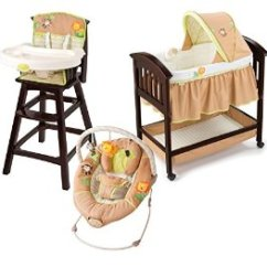 Summer High Chair Cover Wheelchair Bed Infant Swingin Safari Classic Comfort Wood Bassinet Musical Bouncer Set Walmart Com