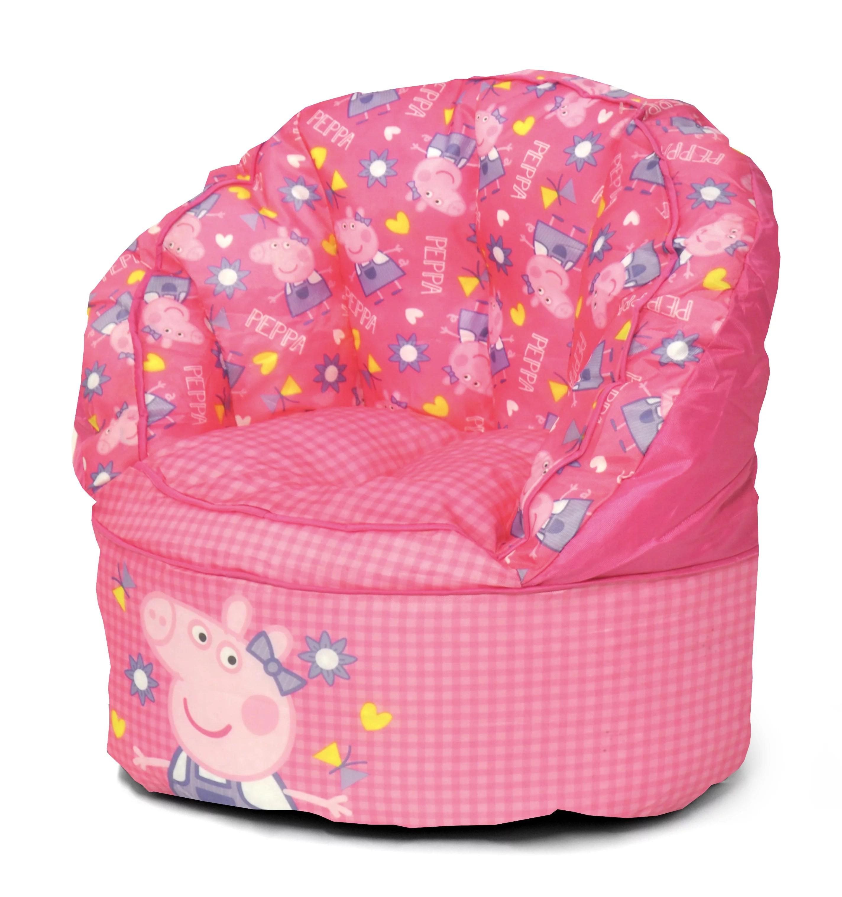 Disney  Disney Peppa Bean Chair  Walmartcom