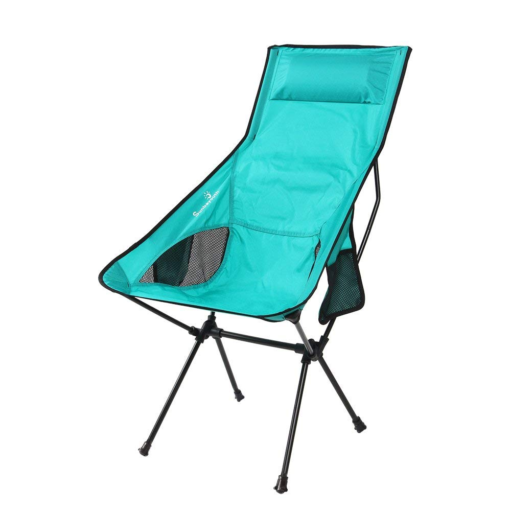 lightweight folding chairs hiking selig z chair lehavana camping portable outdoor perfect for fishing green walmart com