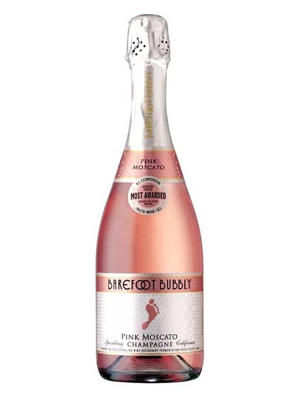 Barefoot Pink Moscato Mini Bottles Walmart : barefoot, moscato, bottles, walmart, Sutter, Wines, Walmart.com