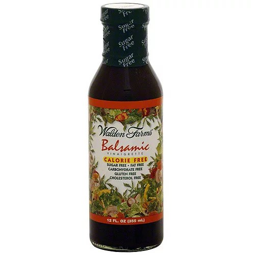 Walden Farms Balsamic Vinaigrette 12 oz Pack of 6
