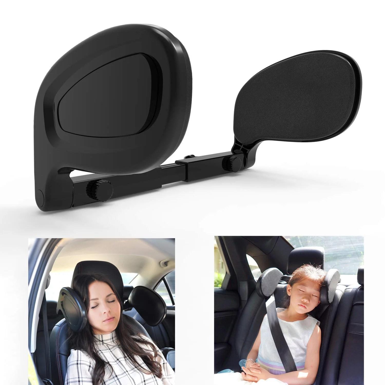 segmart travel pillows for kids 2019 new car travel neck pillow for rest car headrest pillow car seat side pillow adjustable car seat neck