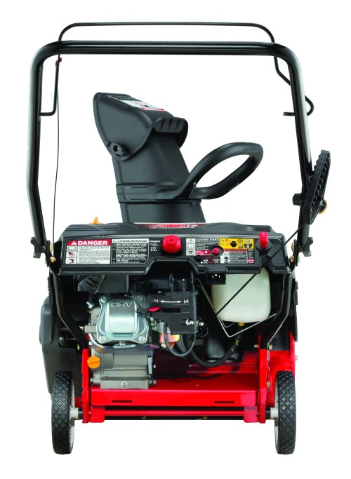small resolution of yard machines 21 179cc single stage snow blower with electric start walmart com