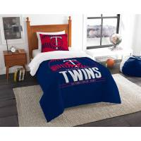 "MLB Minnesota Twins ""Grand Slam"" Bedding Comforter Set"