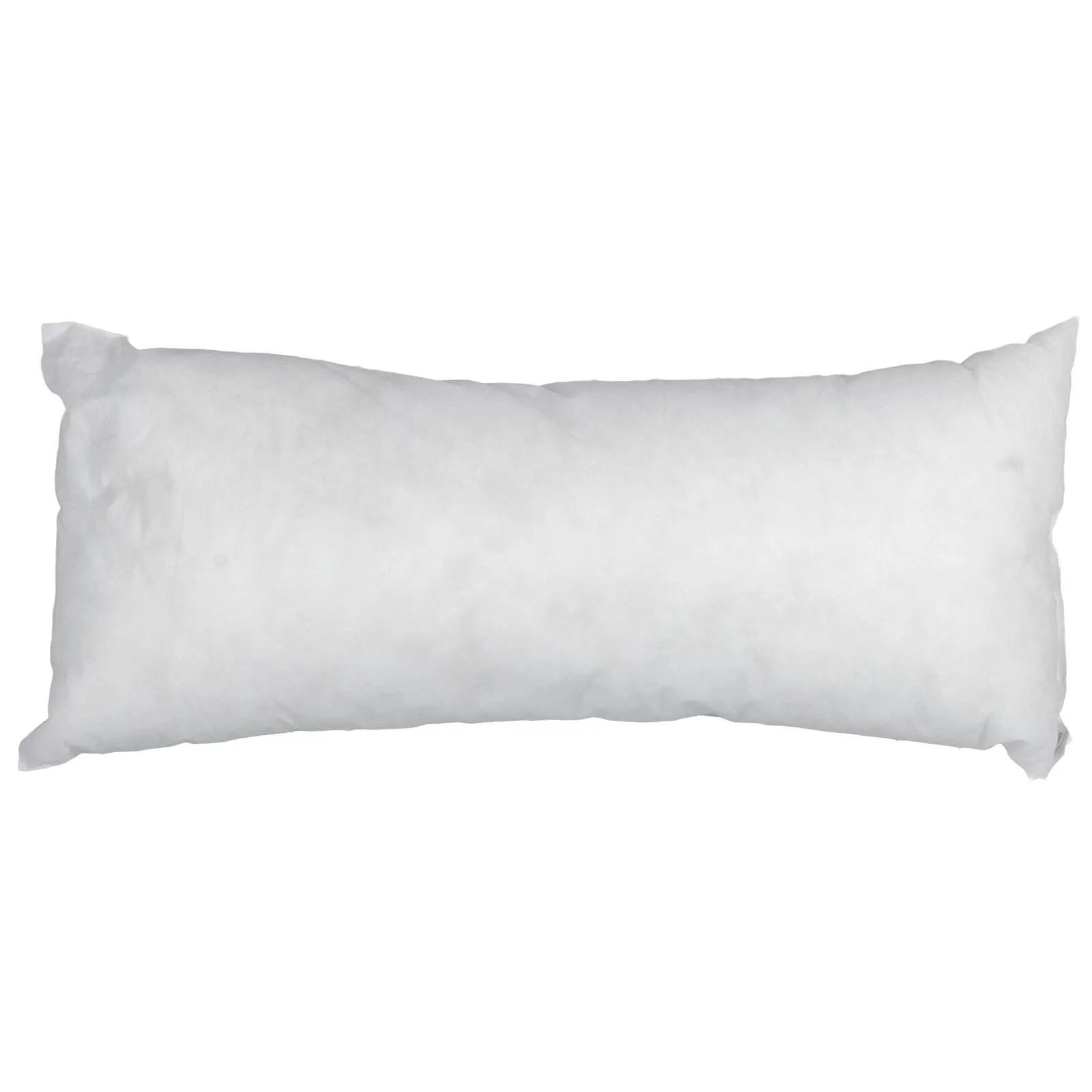 bolster pillow insert