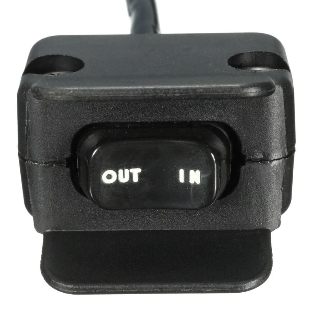medium resolution of 12v 250a atv utv solenoid relay contactor winch rocker thumb switch wiring combo walmart