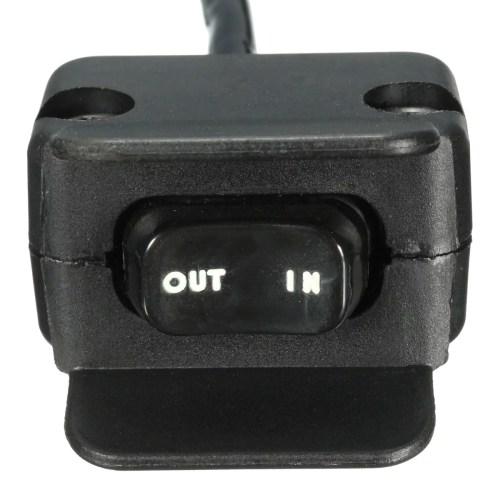 small resolution of 12v 250a atv utv solenoid relay contactor winch rocker thumb switch wiring combo walmart