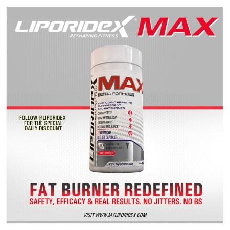 LIPORIDEX MAX ENERGY & FAT BURNER SUPPLEMENT FOR Weight Loss f4db26d2 7032 4fbc aa1e 7336c708cc4e 1