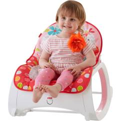 Infant Bouncy Chair Fisher Price Doll High To Toddler Rocker Baby Seat Bouncer