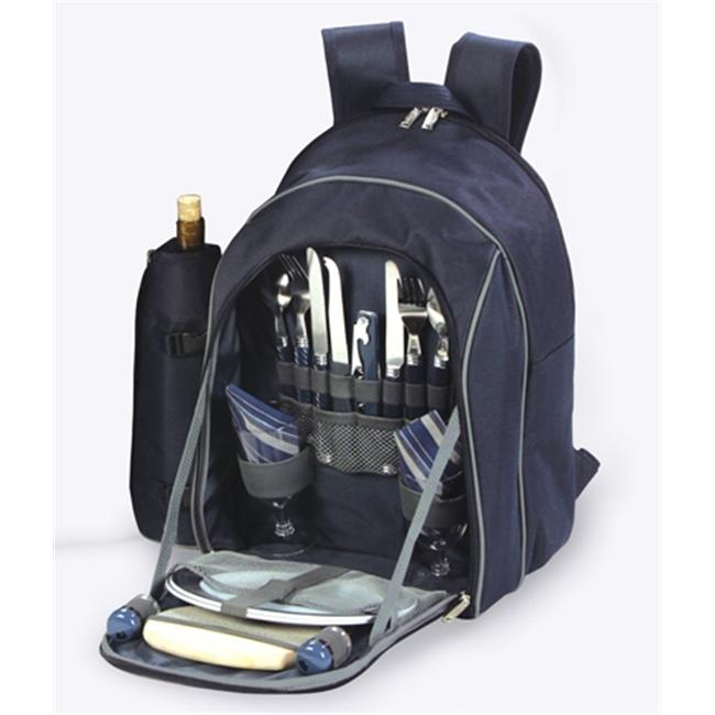 Picnic Plus PS2-258N Navy Endeavor Picnic Backpack | Walmart Canada