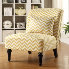 Accent Chair Yellow Hanging Hardware Lowes Chevron Walmart Com