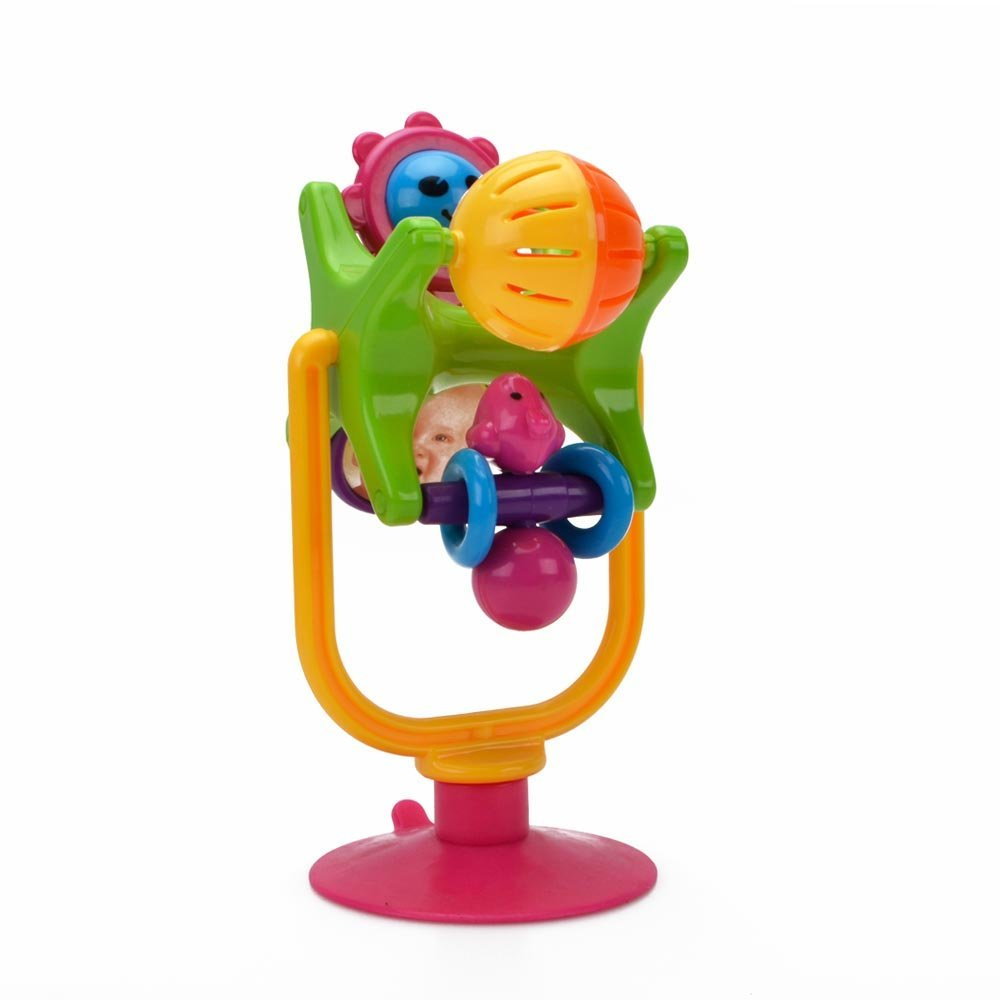 high chair suction toys lumbar back support for hanmun twirl and swirl pal fascination wheel toy departments