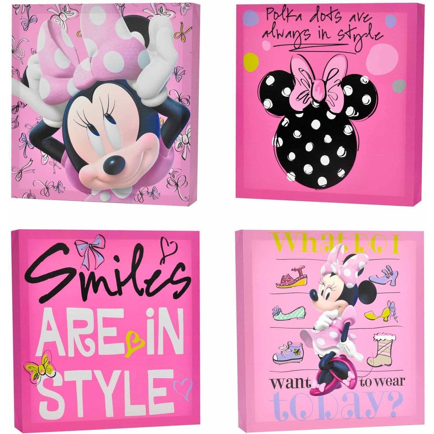 Disney Minnie Mouse 4