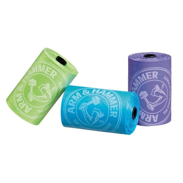 Munchkin Arm & Hammer Diaper Bag Refills - 36 Bags Pack